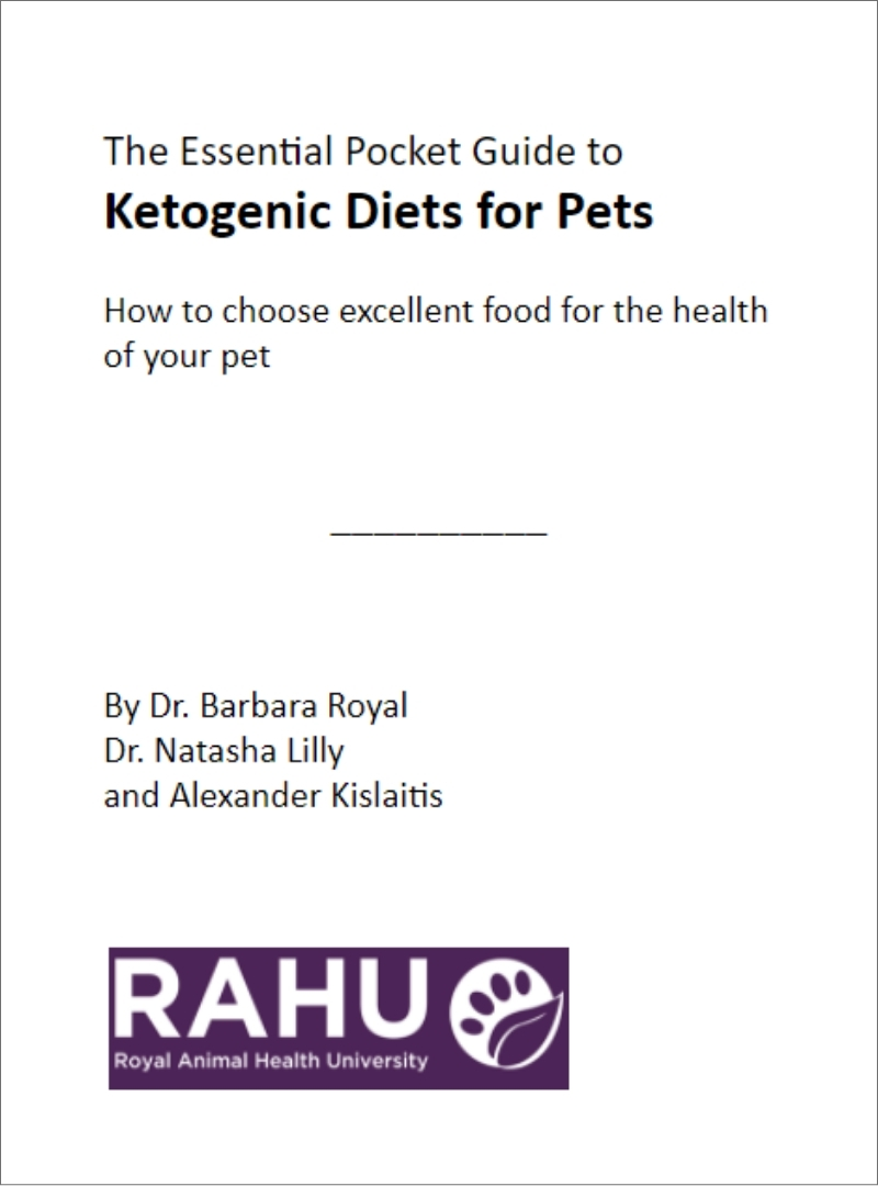 The Essential Pocket Guide to Ketogenic Diets for Pets